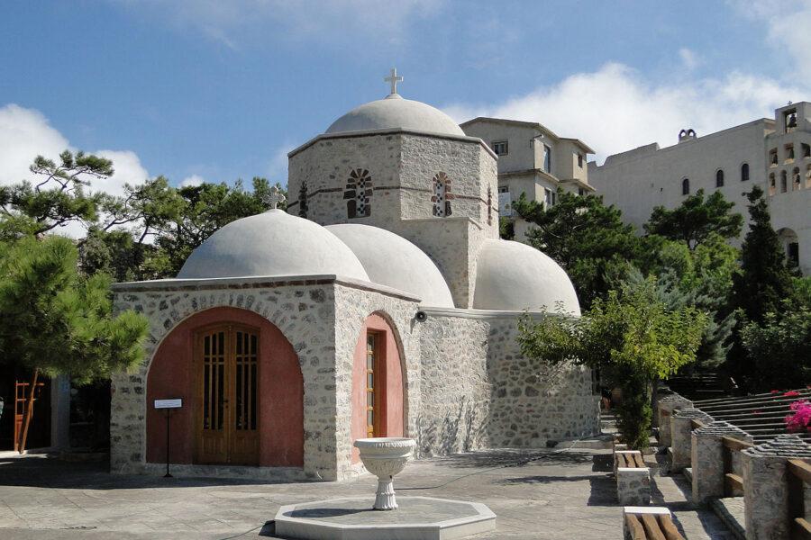 Monastery-of-Profitis-Ilias